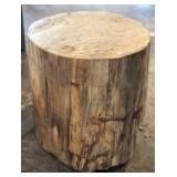 Polished Petrified Wood Stump (Aprox 300lbs)