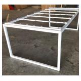 82in Heavy Duty Patio Table Leg Base (White)
