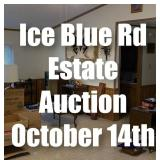 Ice Blue Rd Estate Auction | October 14th