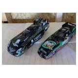 (2) Snap-On Special Ed. 1:24 Funny Cars NHRA