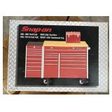 Snap-On Die Cast Metal Tool Storage Bank Replica