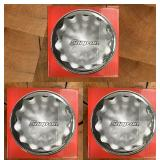 "(3) 6"" Magnetic Bowl Snap-On Tools"