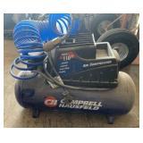 Cambell Hausfeld Air Compressor 110Max PSI