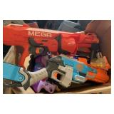 "Kids ""Mega"" Nerf Guns (Aprox 6)"