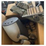 Harman Speaker System & Tools W/ Military Belt