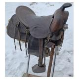 12in Youth Western Saddle