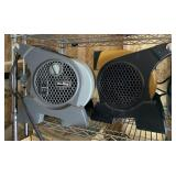 Air King & Lasko Portable Blower Fans