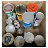 (14) Vintage Oil Cans