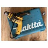 Dewalt Corded Drill, Makita Corded Angle Grinder