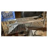 Small Live Animal Trap 25in x 6in