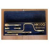 Gold Plated Snap On Socket Set KRA-284B