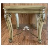Claw Foot Side Table