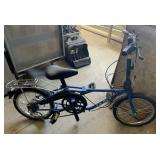 Dahon Da Bike Folding Youth Bike 5 Speed