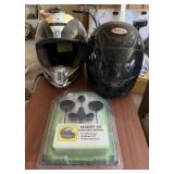 XL Motorcycle Helmets & Headset Kit