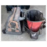 Two Carpenter Tool Bags