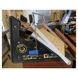 Pivot Ladder Tool & Husky Ladder Shelf