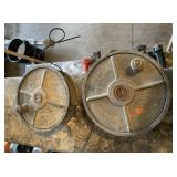 Two Wire Pulling Reels