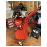 5HP Buffalo Pneumatic Air Compressor & Hose