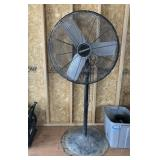 Industrial Commercial Drywall Fan By Lakewood