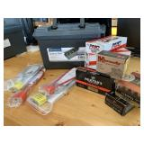 (8)Boxes of Ammuntion 45 Auto Hornady, PMC,Herters