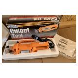 (In Box) Chicago Cutout Tool 42831