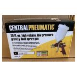 Central Pneumatic Feed Spray Gun