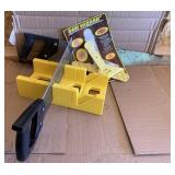 Hand Saw, Miter Box, Saw Wizard