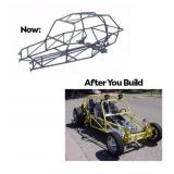 Ready To Build Sand Fox Dune Buggy