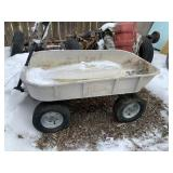 Vigoro Yard Cart