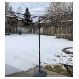 Heavy Duty Free Standing Clothes Line
