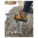Adjustable Aluminum Tool Stilts