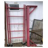 Multipurpose 6ft. Scaffold With Casters