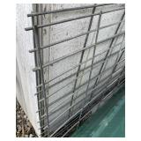 16ft x 34in -Two Panels Heavy Duty Wire Mesh