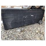 5ft x 20in Heavy Duty Tool Box With Wheels