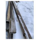 Scrap Wood Pile (Fire Wood)