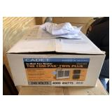 Cadet In Wall Heater 240 Volts 4000 Watts