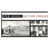 Open House & Auction Preview Friday