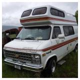 Chevy Horizon Camper Van