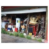 Entire Contents of Residential Garage #2