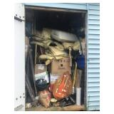 Contents Of Outdoor Storage Shed #20