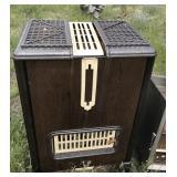 Vintage Stove Box