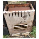 Vintage Metal Stove