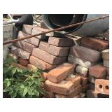 "Salvage Brick Pile ""all Bricks"""