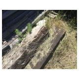 2 Railroad Ties