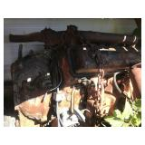 Willies Jeep Engine Unknown Condition As Is