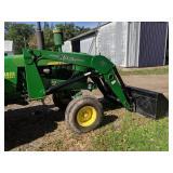 Farm Machinery Retirement Auction for Hartman CR Trust
