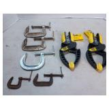 C - Clamps & Ratchet Clamps