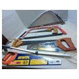 Hand Saws, Bow Saw, Tree Saws & Grabber