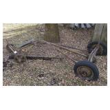 1935-1936 Ford Front /Rear Axle