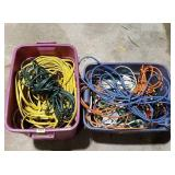 (2) Bins of Extension Cords